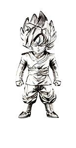 Tamashii Nations- Saiyan Goku Black DZ 14 Figura 7 cm Dragon Ball Super Absolute Chogokin, Color (BDIDB160946)
