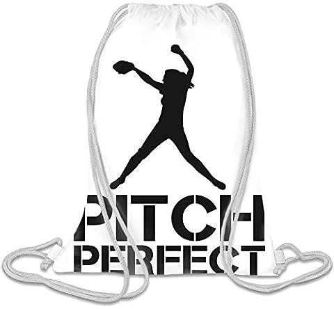 Pitch Perfect Slogan Kordelzug Beutel