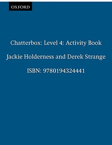 Chatterbox 4 : Activity Book