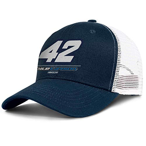 Preisvergleich Produktbild Unisex Women'sHip hop Baseball Cap Adjustable Kyle-larson-signature-number-42- Hiking Dad Hat Pretty 23208 Hip hop 6743