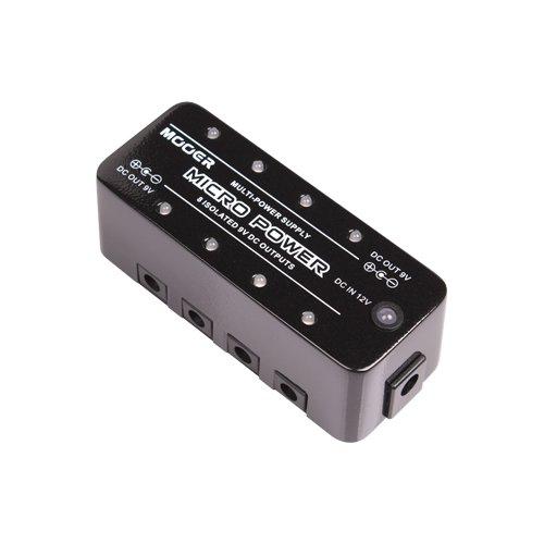 Mooer Micro Power–Fuente para efecto dispositivo