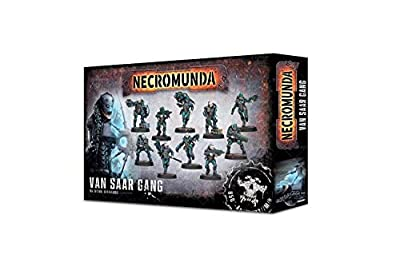 Games Workshop Van Saar Gang 300-29 - Necromunda