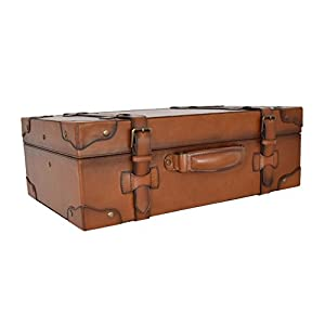42 cm Hoff Koffer vintage Kofferset Dreams retro Reisekoffer Reisetasche Kinder