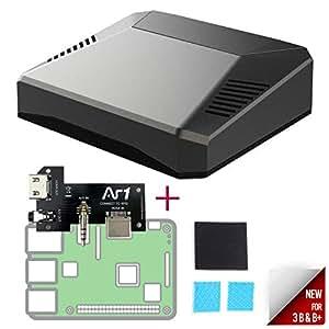 Argon ONE Mini Computer Case for Raspberry Pi 3 B+ / B (Case ONLY)