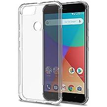 [2-Pack] Funda Xiaomi Mi A1, Caracasa Xiaomi Mi A1 SPARIN TPU