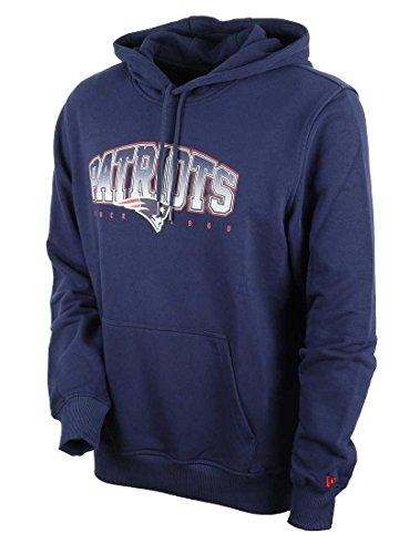 Winter Hut Patriot (New Era Herren Kapuzenpullover NFL Fan PO Hoody New England Patriots S)