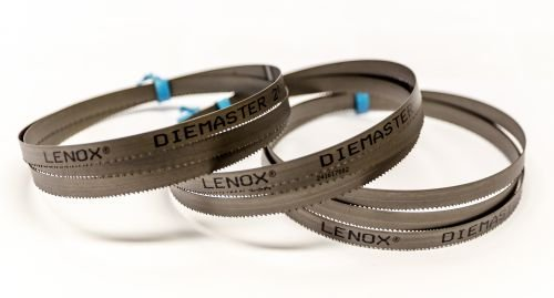 LENOX DIEMASTER 2® M42 HSS - Banda de sierra bimetálica (3 unidades, 1330 x 13 x 0,65 mm, 10/14 dientes)