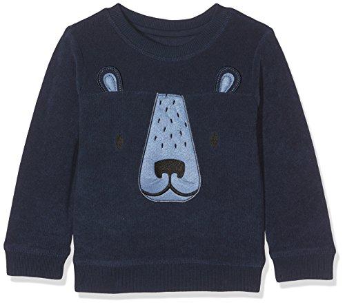 Mothercare Baby-Jungen T-Shirt Bear Blau, 3-4 Jahre