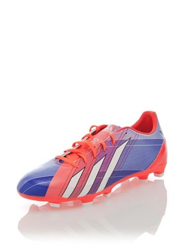 Adidas–Scarpe da calcio da F30TRX FG Messi Viola/fucsia