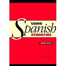 Using Spanish Synonyms 2ed