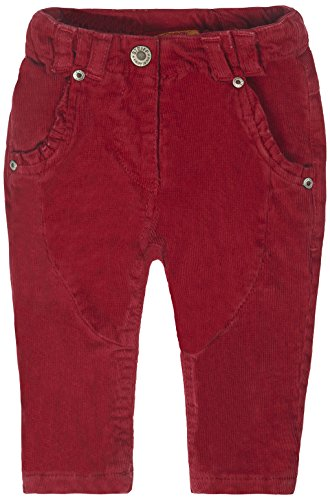 Steiff Baby - Mädchen Hose 6523114, Gr. 62, Rot (scooter|red 2126)