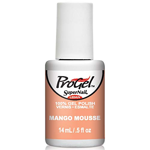 Super Nail Progel Sweet Boutique, mangue, Mousses Creme par Super Nail