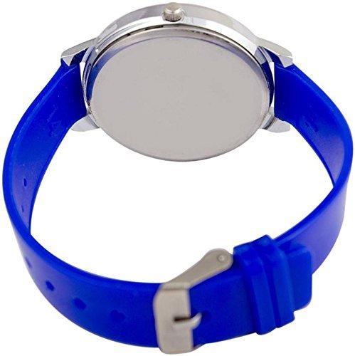 Krupa Enterprise Analogue Multicolor Dial Combo Of 3 Women's & Girl's Watch (Dimond6620)