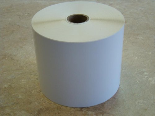 1 Roll of 4x6 Direct Thermal Shipping Address Labels used with ribbon less printers such as Zebra 2844 or Eltron 2844 (250 labels per roll) by layerco labels
