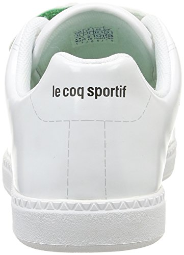 Le Coq Sportif Courtone Color Me Ps & Feutres Crayola, Unisex - Kinder Sneaker Weiß - Blanc (Optical White)