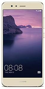 HUAWEI P10 Lite UK SIM-Free Smartphone - Platinum Gold