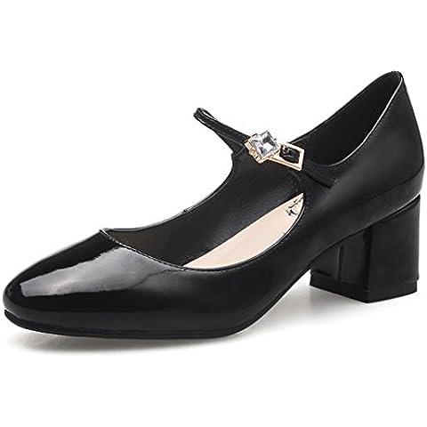 tempo libero/Asakuchi cintura fibbia scarpe donna scarpe