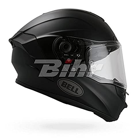 7069807 - Bell Star Solid Motorcycle Helmet S Matte Black