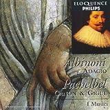 Bach / Pachelbel / Albinoni - Adagio, canon & gigue