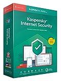 Kaspersky Internet Security 2019 - 5 Lizenzen für PCs/Macs