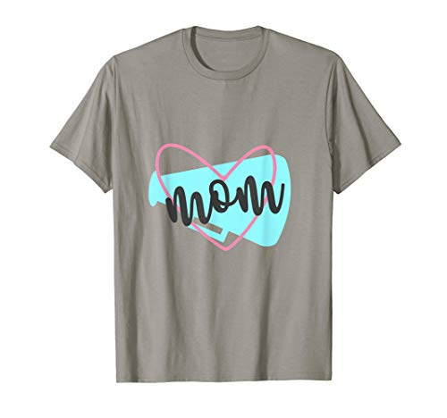 Cheer Mom - Cheerleading Costume Gift T-Shirt -