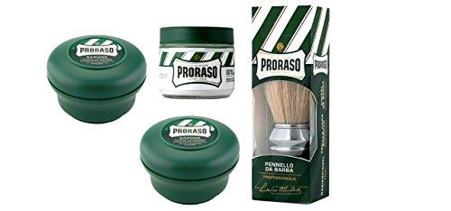 brocha-de-afeitar-proraso-crema-antes-del-afeitado-proraso-jabon-de-afeitar-proraso-tarro-2-x-150ml-
