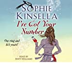 download ebook [(i've got your number)] [ by (author) sophie kinsella, read by finty williams ] [february, 2012] pdf epub