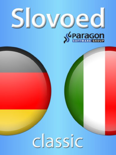 Slovoed Classic Italian-German dictionary (Slovoed dictionaries) (Italian Edition)