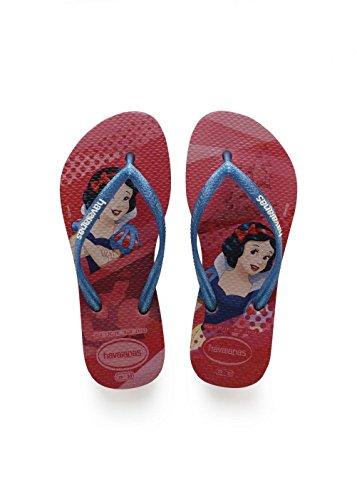 Havaianas Unisex Kids Slim Princess Flip Flops