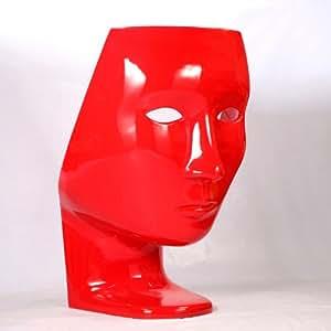 """Fauteuil Design """"Visage humain"""""""