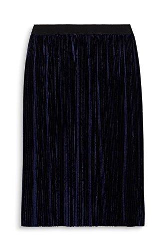 edc by Esprit, Jupe Femme Bleu (Navy 400)