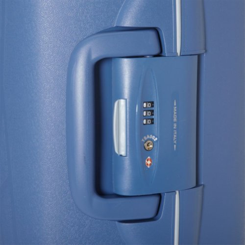 Roncato Spider Light 4-Rollen-Kabinentrolley 55 cm orange Rot