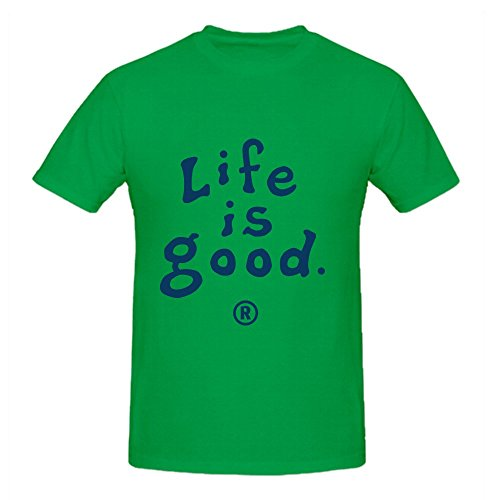 life-is-good-logo-herrens-relaxed-fit-cotton-round-neck-t-shirt-xxx-large