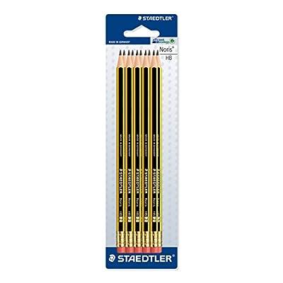 Staedtler 120-0 Noris Pencils 2B