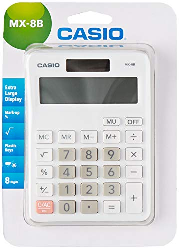 Casio MX-8B Desk Top Calculator