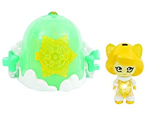 Giochi Preziosi Glimmies GLP031 Kit de Figura de Juguete para niños Chica - Kits de Figuras de Juguete para niños (3 año(s), Verde, Blanco, Amarillo, Chica, China, SR41, 01/08/18)