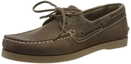 TBS Phenis, Chaussures Bateau Hommes, Marron (Pierre E8011), 44 EU