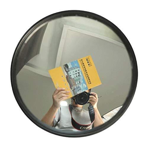 Geng Inneneckspiegel PMMA-Acrylspiegel Drehbarer Verstellgriff Konkavspiegel Diebstahlsicherer Supermarktspiegel Erweitern Sie Ihren Horizont Für Zusätzliche Sicherheit (Size : 21cm)