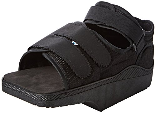 Darco - scarpa ortopedica con cuneo, m, colore: nero