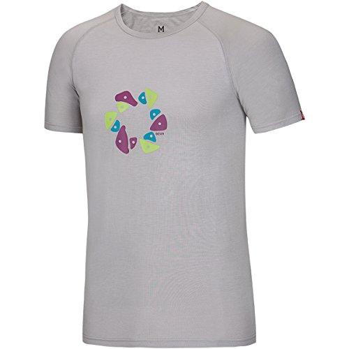 Bamboo Short Sleeve T-shirt (Ocun T-Shirt Bamboo T Holds T-Shirt Herren)
