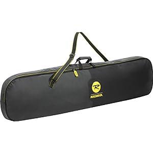 Rossignol Unisex Solo 160Snowboard Bag, schwarz, one Size
