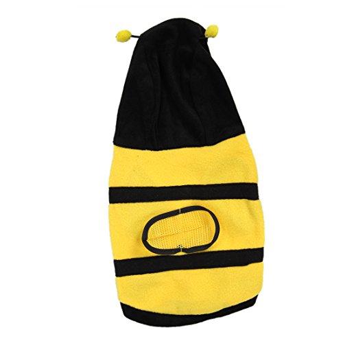 Imagen de toogoo r atuendo para mascota ropa abrigo de perro perrito yorkie abeja abejorro traje disfraz s alternativa