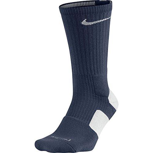 Nike Crew Socks Elite Basketball, Mehrfarbig, XL, SX3629-401 (Nike Elite Kinder-basketball-socken)