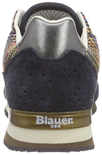Blauer USA Damen 6sworunori/Int Sneakers Blau (Navy)