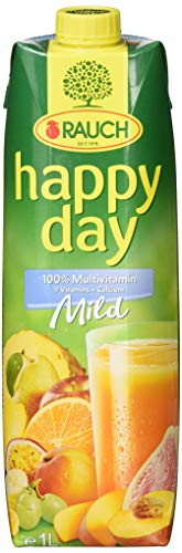 Rauch Happy Day Multivitamin MILD, 6er Pack (6 x 1 l)