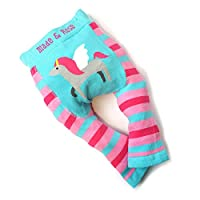 Blade and Rose Unicorn leggings, Pink/Blue, 0-6 months