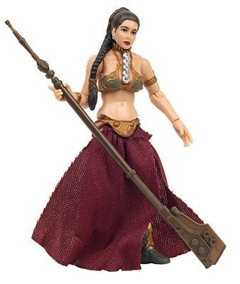 (Star Wars Princess Leia (Slave Outfit) Figur Vintage Collection - Revenge (Return) Of The Jedi VC64)