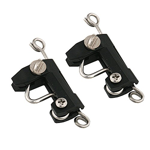 TACO Metals Taco Standard Release Outrigger Zip Clips (Pair)