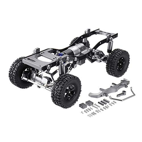 FairOnly WPL C14 C24 1/16 Metall RC Car Chassis Upgrade Teile RC Fahrzeugmodelle