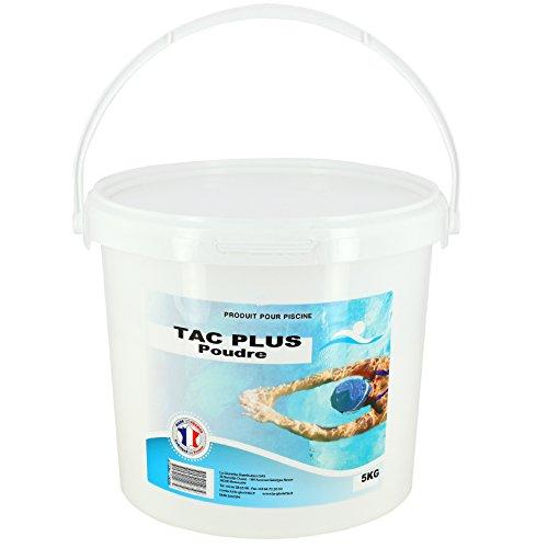 TAC Plus poudre - 1x5kg de marque Swimmer - Catégorie Produits chimiques